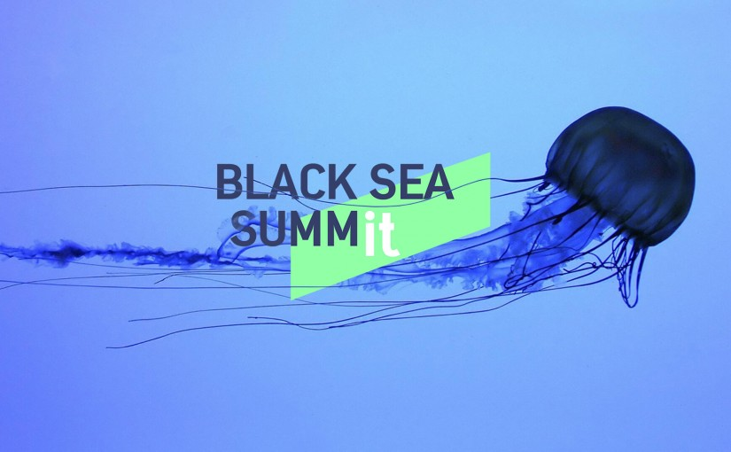 BlackSea Summit - IT conference in Odessa 2015